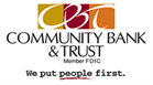 Community Bank & Trust Logo